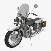 motor bike fbx