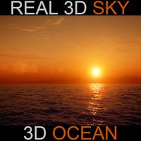 max sky ocean scene 2