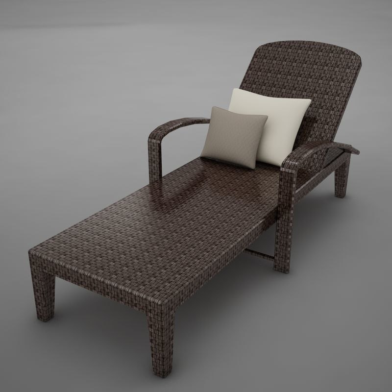 chair sofa 3ds