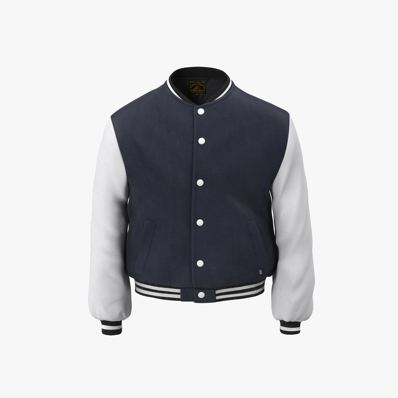 jacket 3D Models | TurboSquid.com