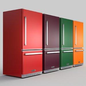 3d c4d big chill fridge