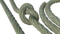 rope 3d fbx
