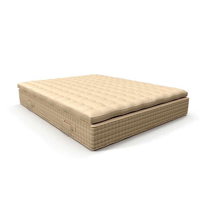 mattres 3d model