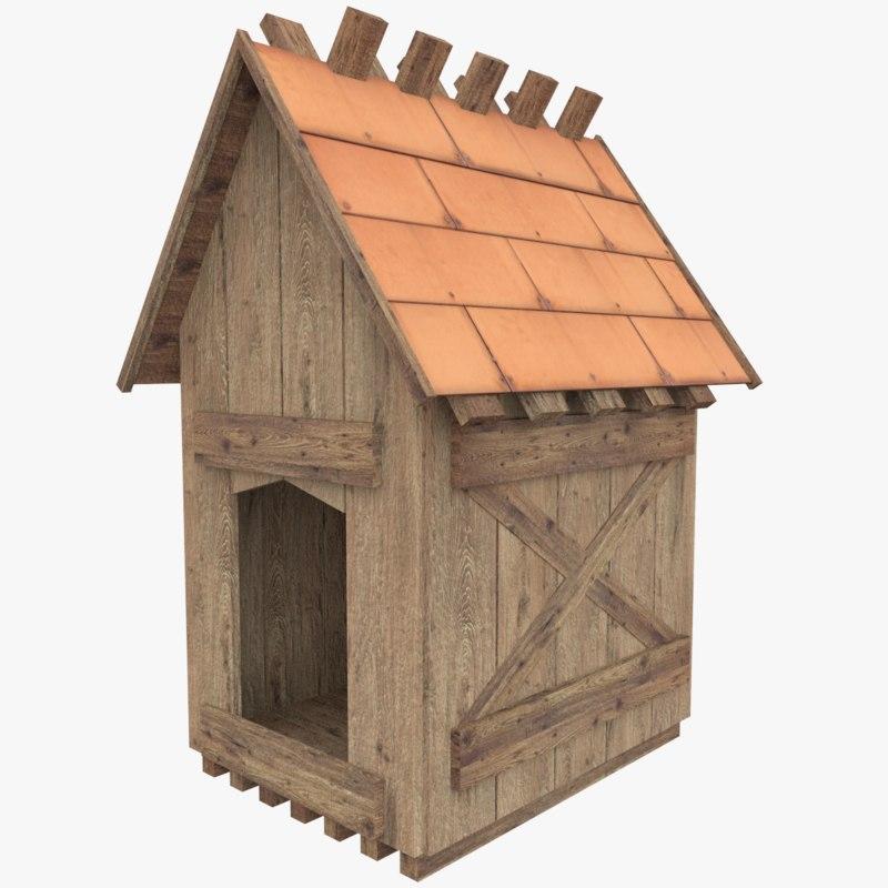 doghouse ready unity 3ds
