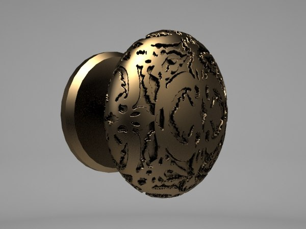 antique doorknob max
