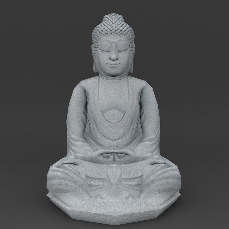 max seated buddha
