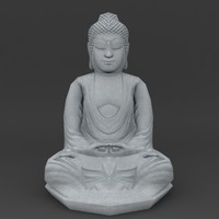 max seated buddha