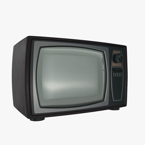 max retro tv 2 modeled