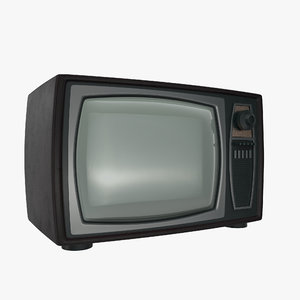 max retro tv 2 modeled