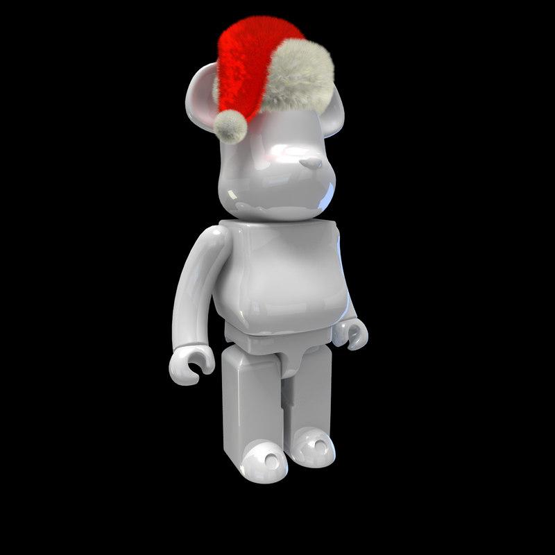 3d cartoon head