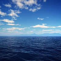 max sky ocean scene