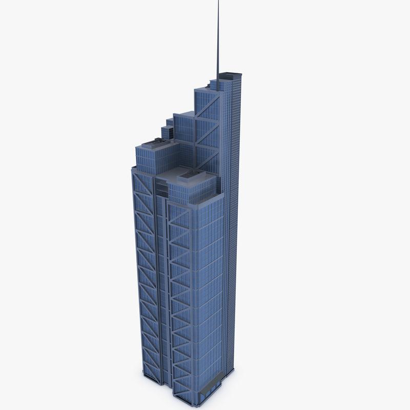 3d heron tower