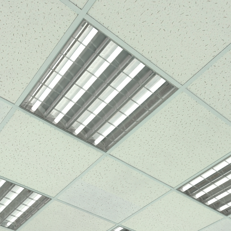 Office Ceiling Tileable