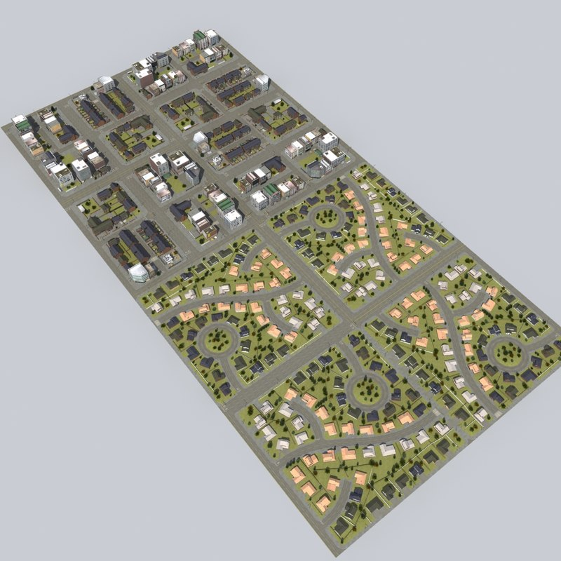 max residential b housing rt