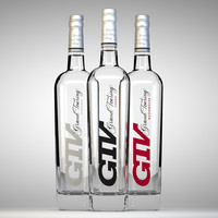 grand touring vodka c4d