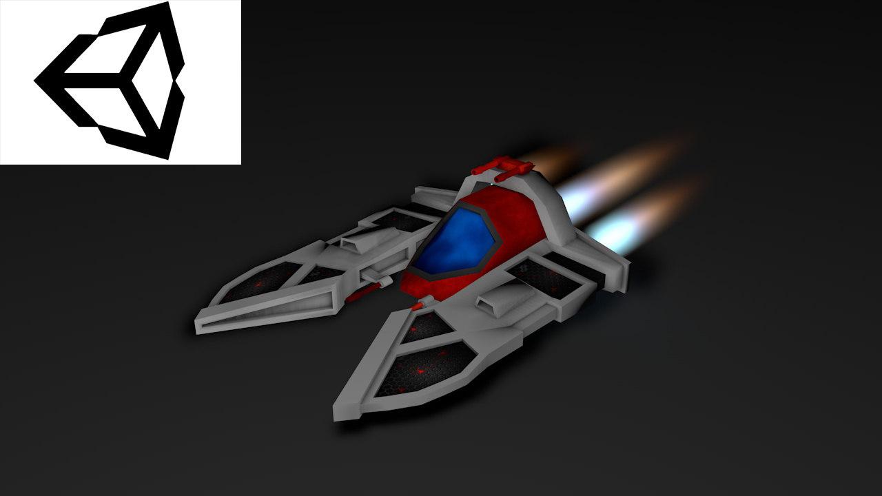 3d car space model