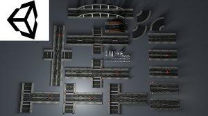 polys 3d model