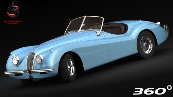 3ds max xk120 1955