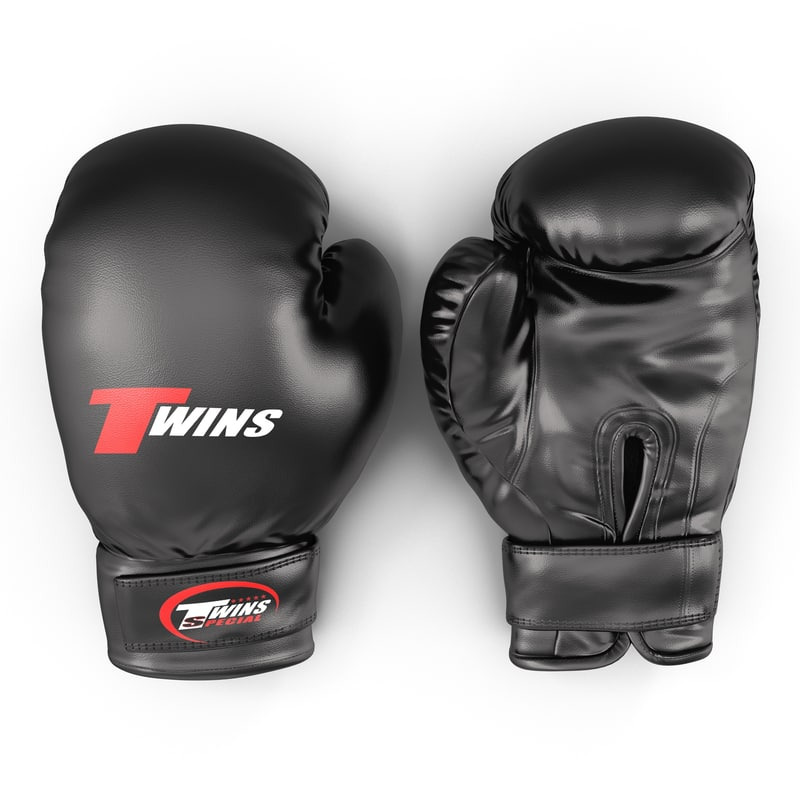 boxing gloves twins black max