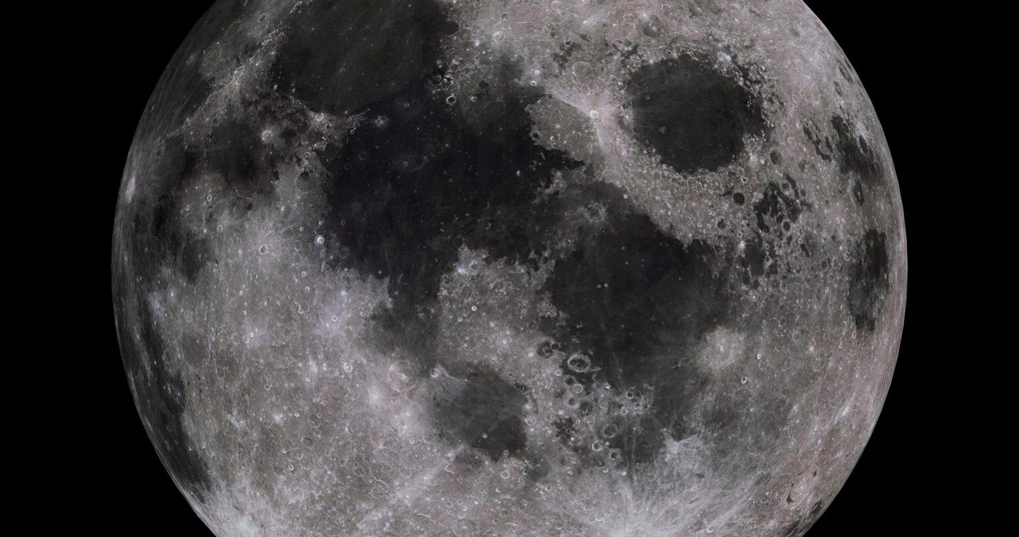 3ds moon blender