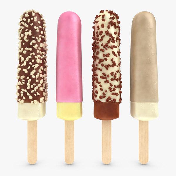 ma popsicle coated 4 colors
