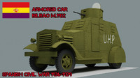 armured car Bilbao Mod.32