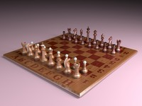 max classic chess table