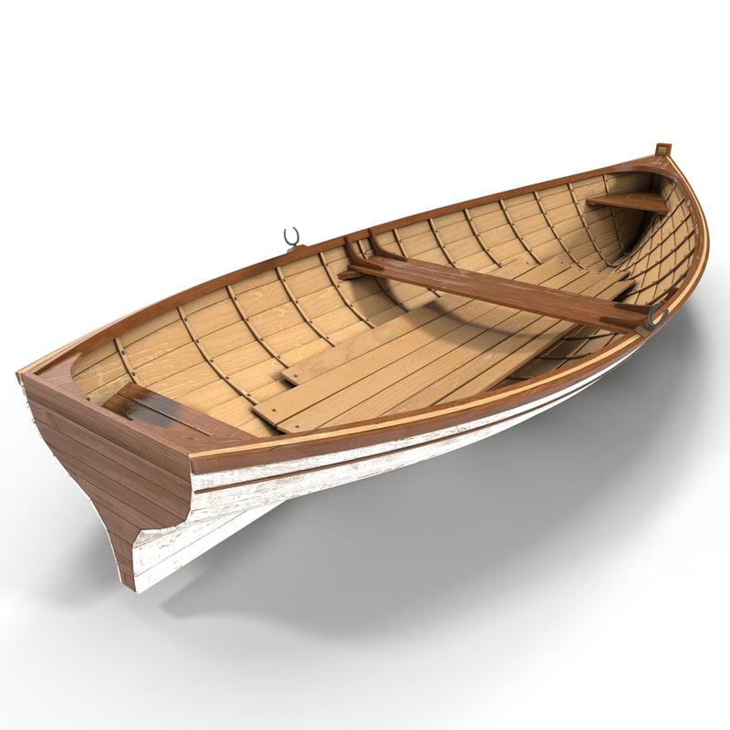 3d rowboat 2