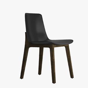 ventura chair 3d model