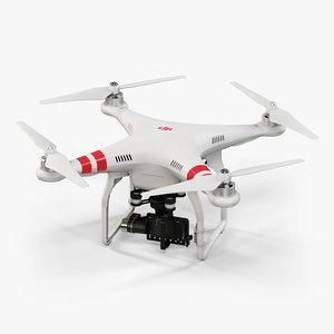 max dji phantom 2 quadcopter