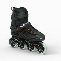 scan roller skate 3d max