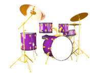 cartoon drums ma