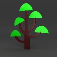 cartoon tree max