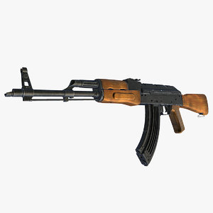 real time akm automatic rifle max