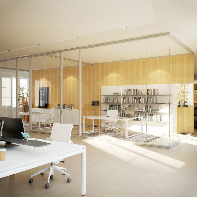 obj office interior