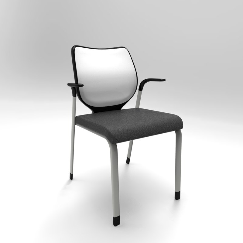 visitor chair nucleus max