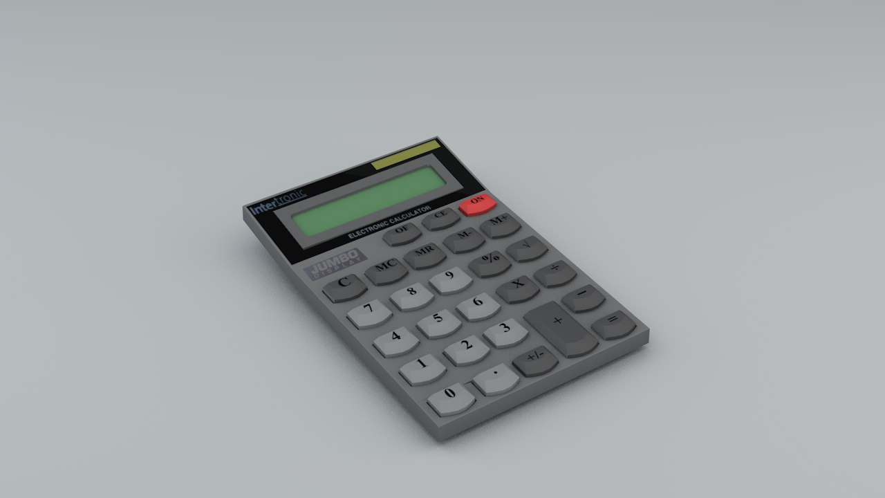c4d calculator