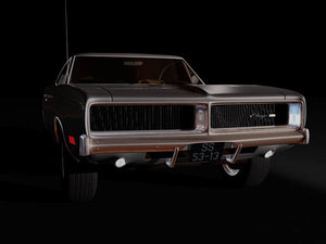 car 1970 charger rt max