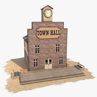 Western Building 11 Town Hall