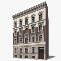 3d model house kurfuerstenstrasse 55 berlin
