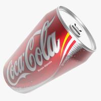 coke 3d model