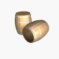 3dsmax barrel v-ray