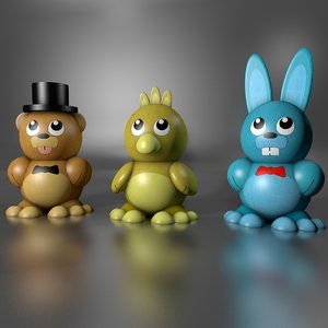 3 inspired toy c4d free