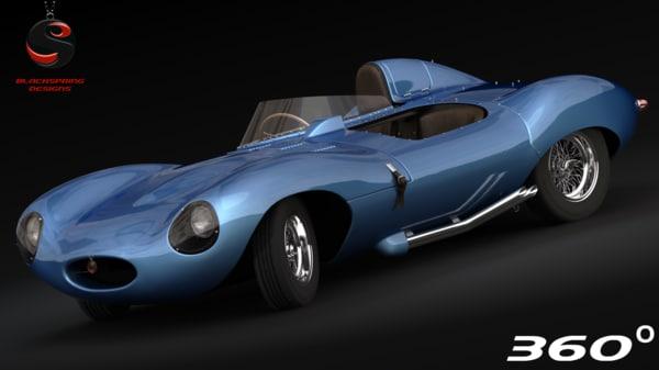 3ds max d-type 1954