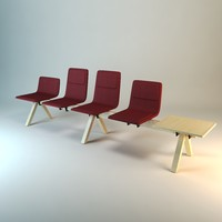 Laia Seating Beam alki