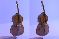 Contrabass C4D Vray