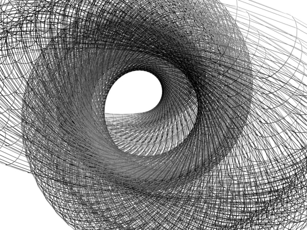 animation rotating rings 3d max