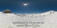 HDRI Elbrus