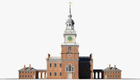 independence hall max
