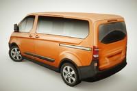 generic color 3d model
